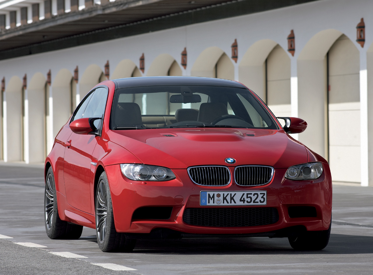 Foto do carro de Keri Hilson BMW M3