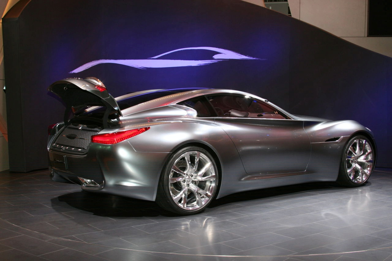 Infiniti essense concept car a day in tha life of for South motors infiniti used cars