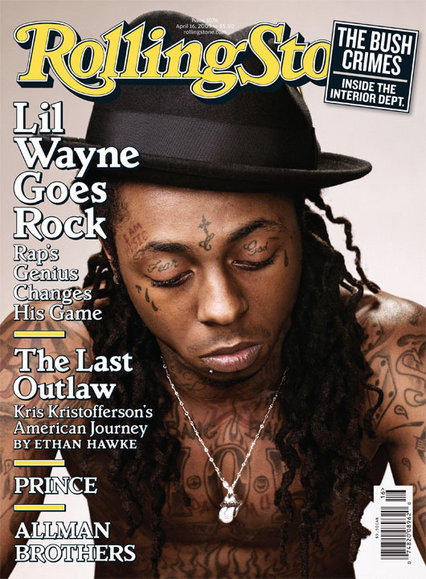 Lil' Wayne Is A Rolling Stone