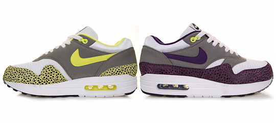 The Nike Air Max 1 with Safari