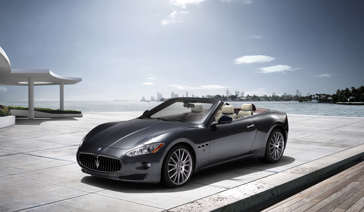 This is the Maserati