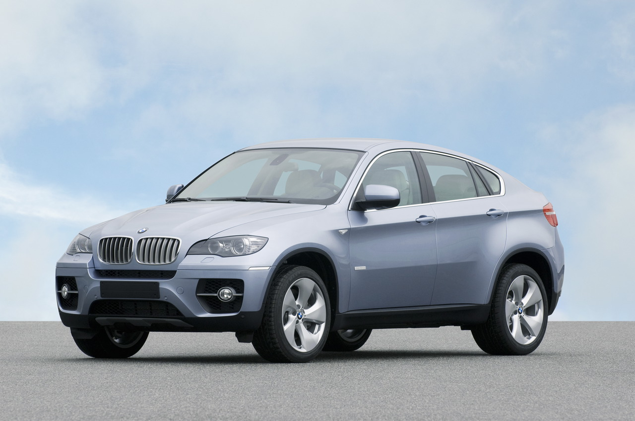 Introducing the BMW X6 High